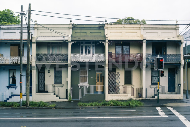 Australia, New South Wales, Sydney, row of old residential houses - FBF000205 - Frank Blum/Westend61