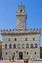 Italy, Tuscany, Val d'Orcia, Montepulciano, Town hall - MJ000833