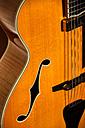 Close-up of a guitar - TC003902