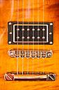 Close-up of a guitar - TC003899