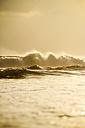Indonesia, Bali, waves at Kuta beach - KRPF000207