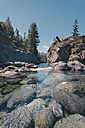 Canada, British Columbia, Natural creek - MFF000872