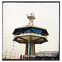 Tower of the Pilots station in Travemuende, Germany - NK000048