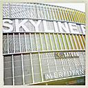 Skyline Plaza, shoppingmall in Frankfurt, Hesse, Germany - MS003272