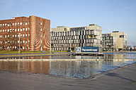 Germany, North Rhine-Westphalia, Essen, Krupp-Guertel, headquarter of ThyssenKrupp - WI000351