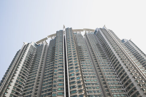 China, Hongkong, Lantau Island, Tung Chung, high rise residential buildings - GWF002559