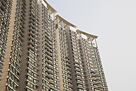 China, Hongkong, Lantau Island, Tung Chung, high rise residential buildings - GWF002562