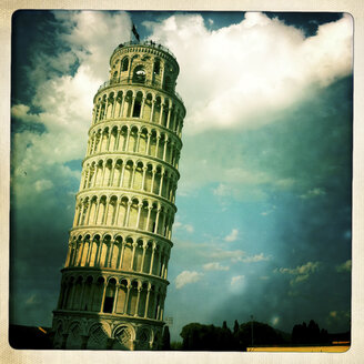 Tower of pia, Pisa, Italy - KAF000103