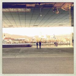 Art museum Lentos, Linz, Upper Austria, Austria - MS003321