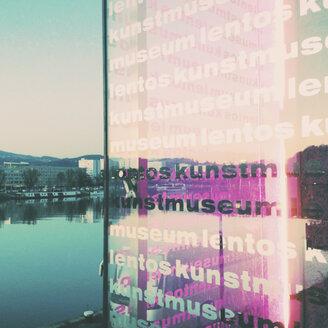 Art museum Lentos, Linz, Upper Austria, Austria - MS003327