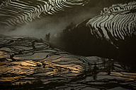 China, Yunnan, Yuanyang, Rice terraces - JBAF000098