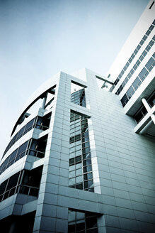 Netherlands, The Hague, facade of office building - HOHF000495