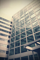 Netherlands, The Hague, facade of office building - HOHF000488