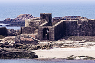 Morocco, Essaouira, Kasbah, fortress at the coast - THAF000099