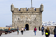 Morocco, Essaouira, Kasbah, city wall - THA000106