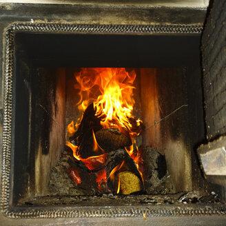Fire, Bavaria, Germany - MAEF007893