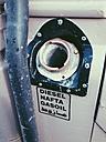Old diesel plug in a Land Rover car - MEAF000215