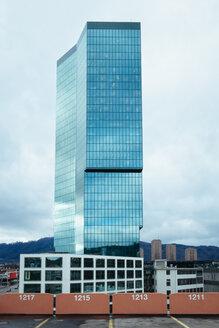 Switzerland, Canton Zurich, Zurich, view to Prime Tower - EL000876