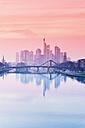 Germany, Hesse, View of Frankfurt am Main - MSF003363