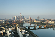 Germany, Hesse, View of Frankfurt am Main - MSF003370