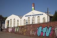 Germany, North Rhine-Westphalia, Oberhausen, LVR Industrial Museum - WI000419