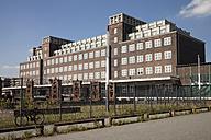 Germany, North Rhine-Westphalia, Oberhausen, Peter-Behrens-Bau, LVR Industrial Museum - WI000399