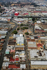 South Africa, Johannesburg, Overview of downtown - TKF000287