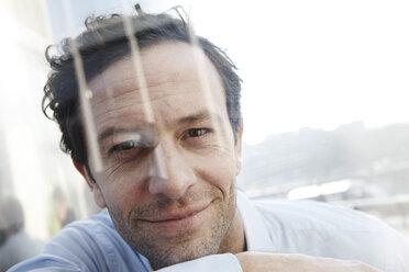 Portrait of smiling man - FMK000965