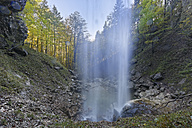 Germany, Chiemgau, Schossrinn waterfalls - SIEF005113