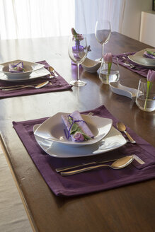 Festive laid table - SARF000288