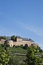 Germany, Rhineland-Palatinate, Bad Munster am Stein-Ebernburg, Ebernburg Castle - GW002617