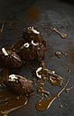 Chocolate sauce and mousse - KSWF001236