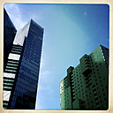 Austria, Vienna, Vienna Mountain City, Twin Towers - DISF000608