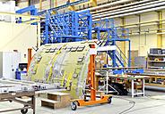 Interior of a hangar - SCH000110