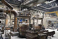 Germany, hall of a foundry - SCH000101