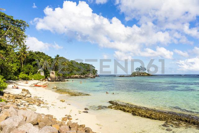 Seychelles, Mahe, Anse Royale, beach - WE000040
