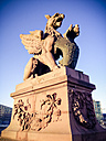 Dragon statue, Moltke Bridge, Berlin, Germany - FBF000265