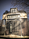 old tram 89, Berlin, Germany - FB000257