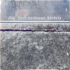 Germany, Baden-Wuerttemberg, Stuttgart, scrap car, car, old Ford - WD002376
