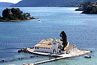 Greece, Corfu, Corfu Town, Vlacherna Monastery - AJF000028