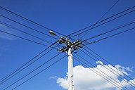 New Zealand, Auckland, Power supply lines, Electricity - GWF002648