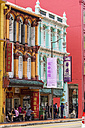 Singapore, old buildings in Chinatown - THA000136