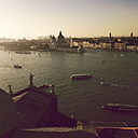 View of the Basilica di Santa Maria della Salute, Italy - GSF000827
