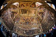 Italy, Rome, Vatican, Vatican Museum, Sala di Constantino - EJW000368
