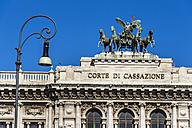 Italy, Rome, Palazzo di Giustizia - EJWF000378