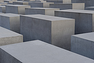 Germany, Berlin, steles of Holocaust Memorial - AS005273