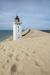 Denmark, Jutland, Rubjerg Knude Lighthouse - JBF000088