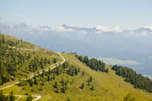 Austria, Lungau, cable car station - KVF000052