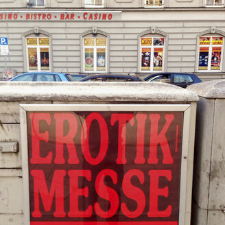 Erotic Fair, Poster, Munich, Bavaria, Germany - GS000835