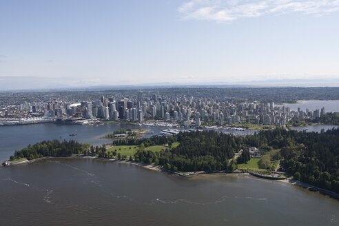 Canada, Vancouver, Stanley Park and Coral Harbour - AMF002004